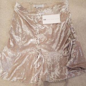 NWT Endless rose skirt